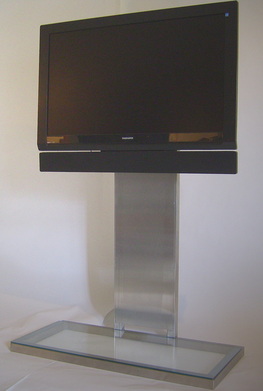 Steel Tv Stand Designs : Pk steel designs products