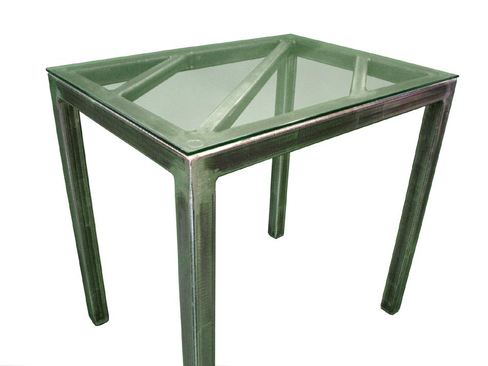 Industrial Steel Table Images Source Vineet Kaur Standing